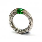 Ring Ossa-Sepia, Emaileinlage